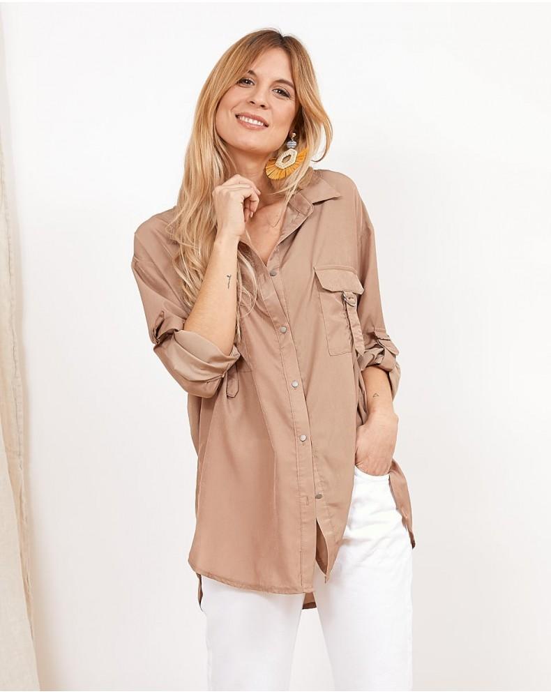 Camisa safari Libia