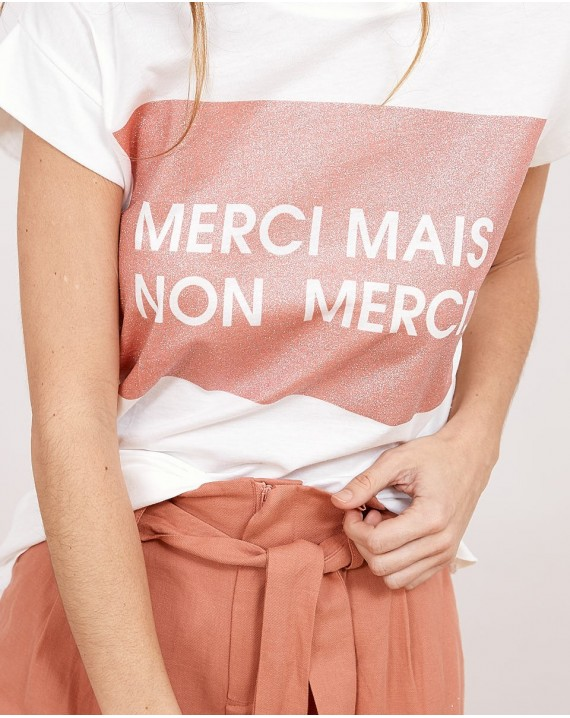 CAMISETA MERCI