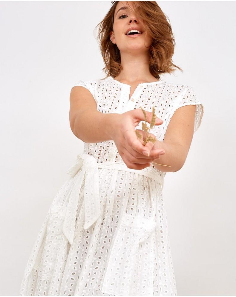 Vestido batista Mariola