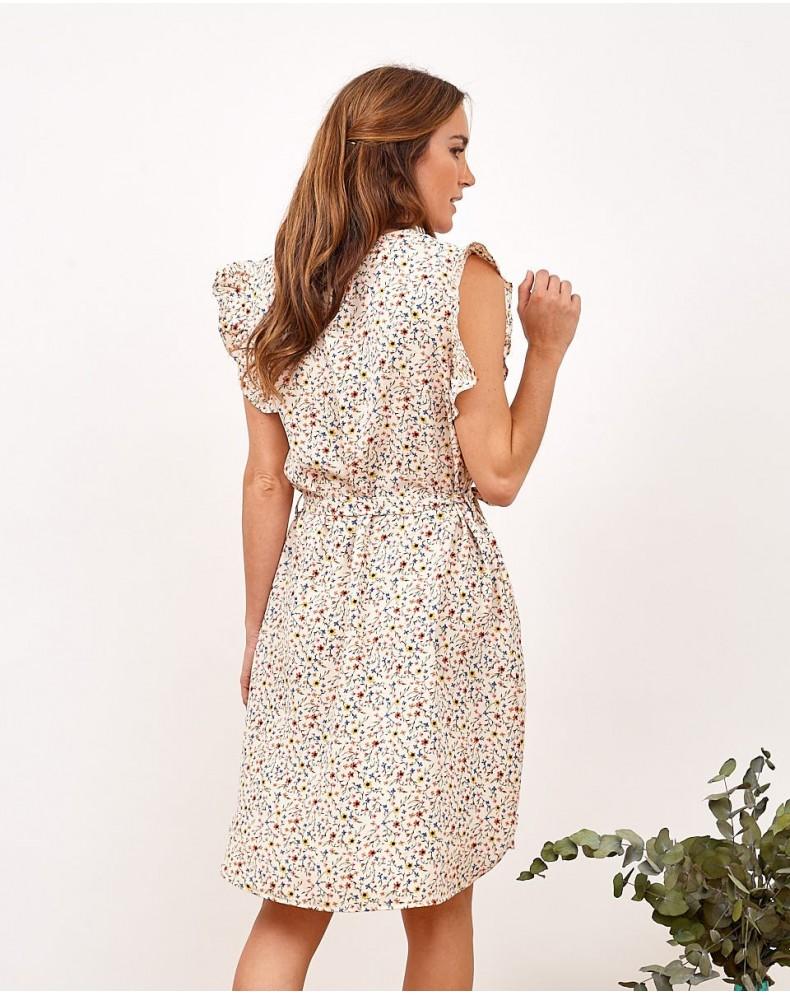 Vestido de flores Penélope