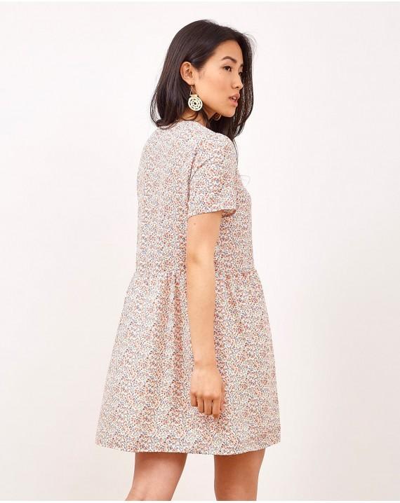 Vestido corto Astrid liberty