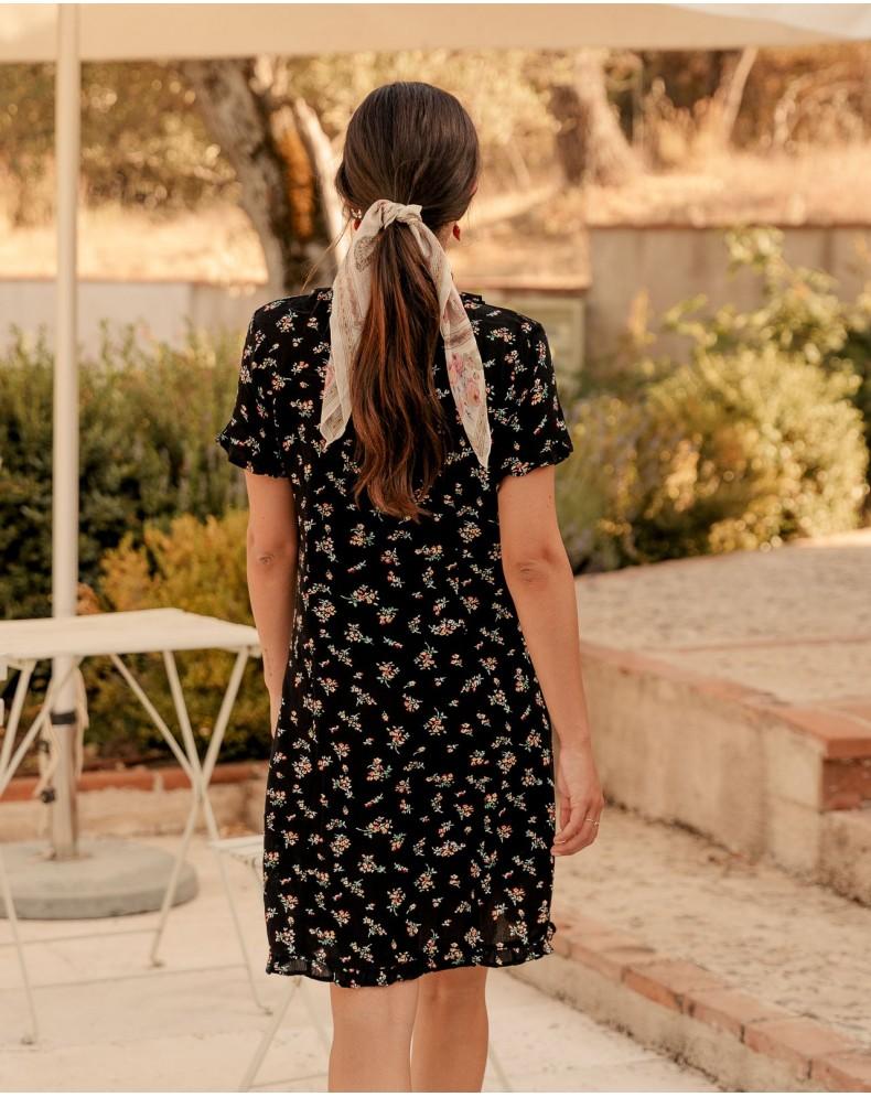 Vestido florecitas provenzal