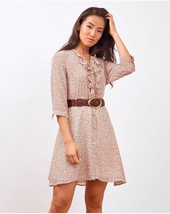 Vestido corto liberty Marieta