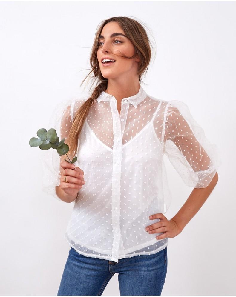 Camisa popelín Ivette