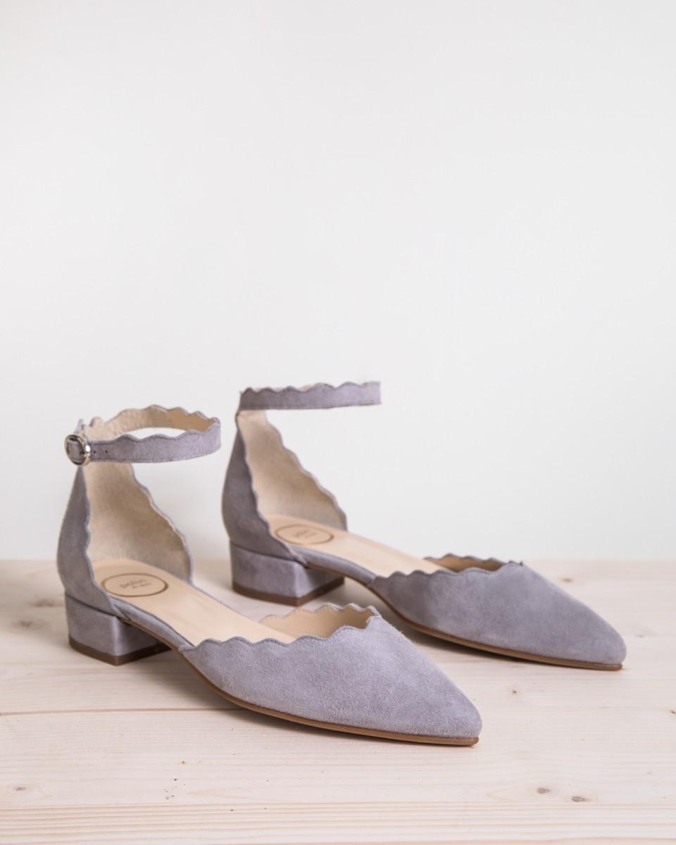 Zapatos pastel dise o de ondas zapatos y bailarinas en for Diseno de zapatos